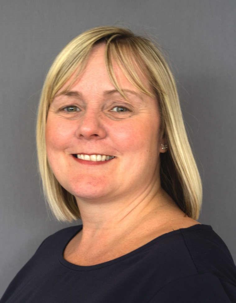 Bethan dental nurse and receptionist